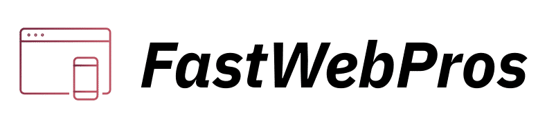 Fast Web Professionals Logo